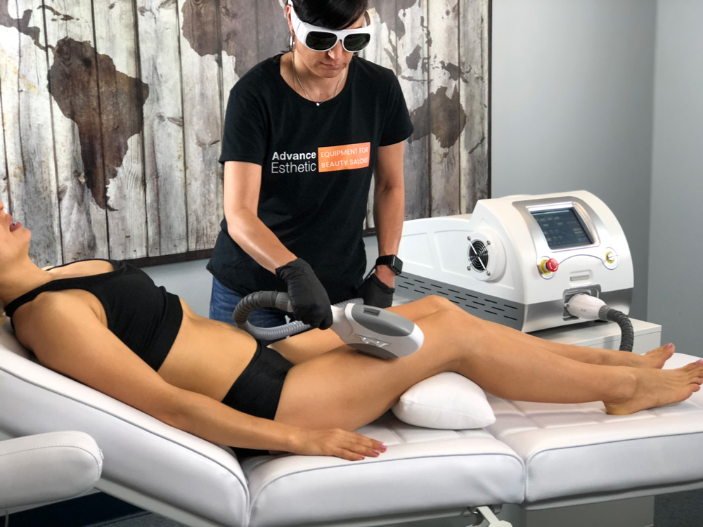 IPL laser machine Zemits Light Expert