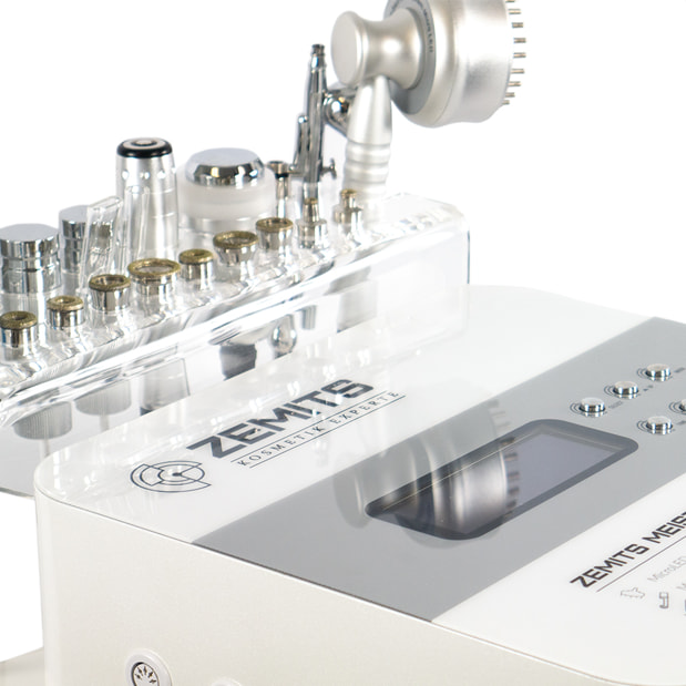 Zemits Meister 8-in-1 Smart Skin Care System