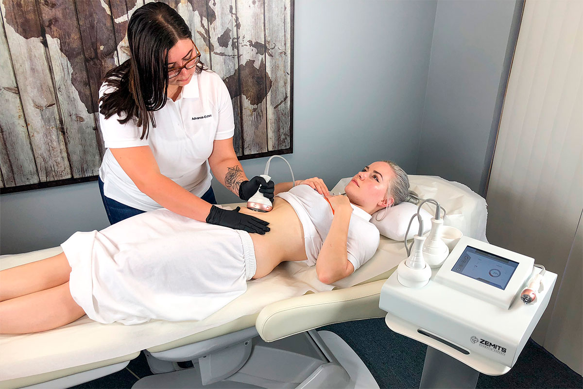 Cavitation RF Slimming System Zirra by Zemits