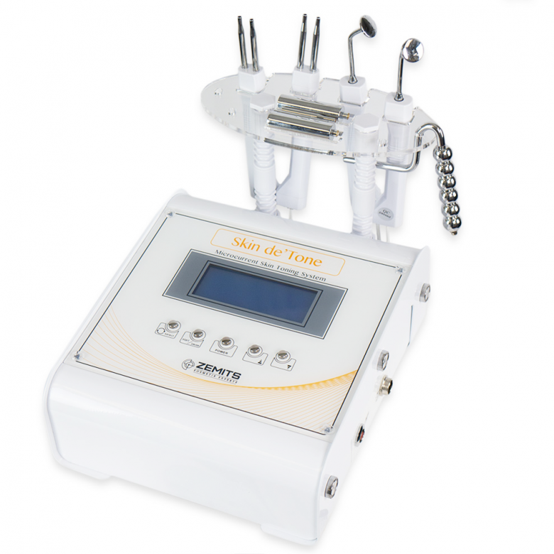 ZEMITS  Skin de Tone Microcurrent System | Advance Esthetic