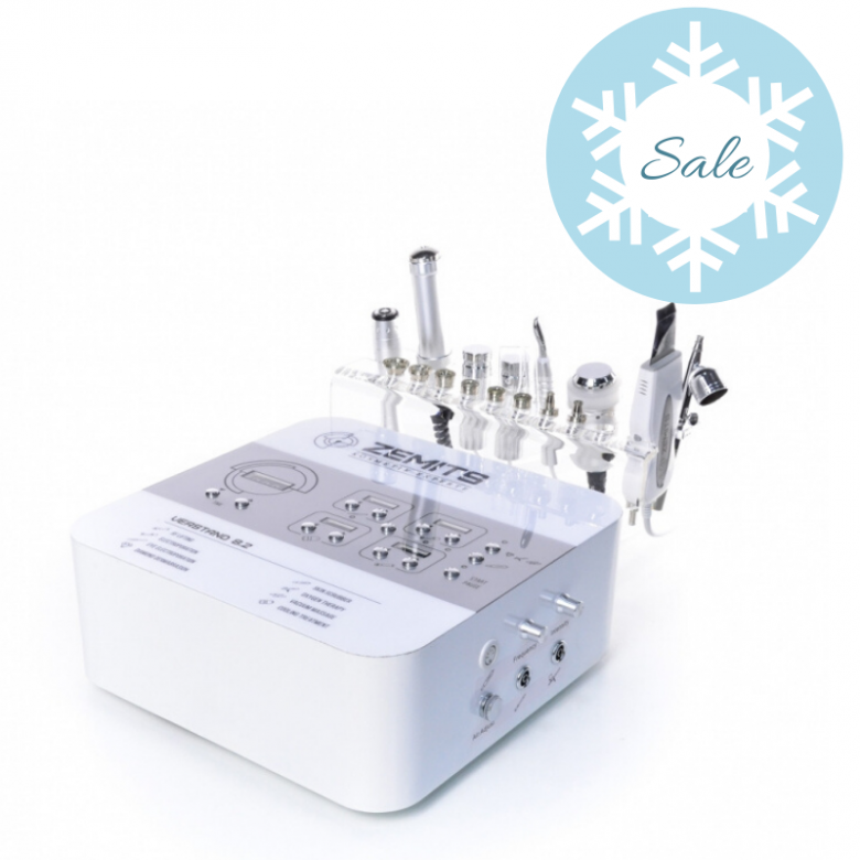 ZEMITS Verstand 8.2 7 in 1 Facial Machine | Advance Esthetic