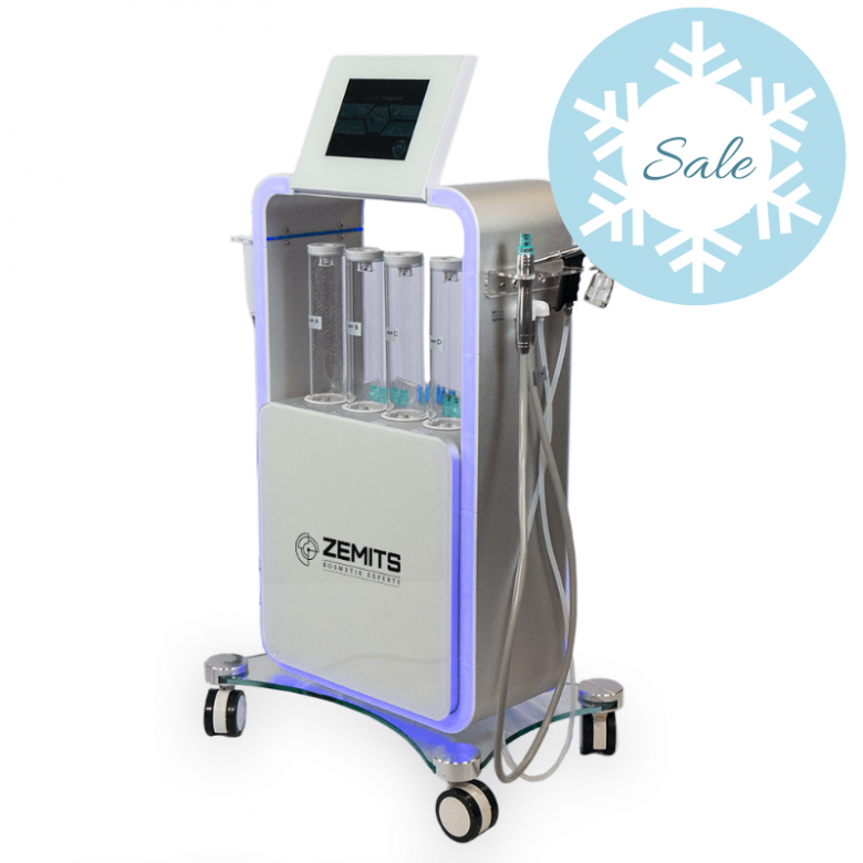 ZEMITS  Marcel 6-in-1 HydroDermabrasion System | Advance Esthetic