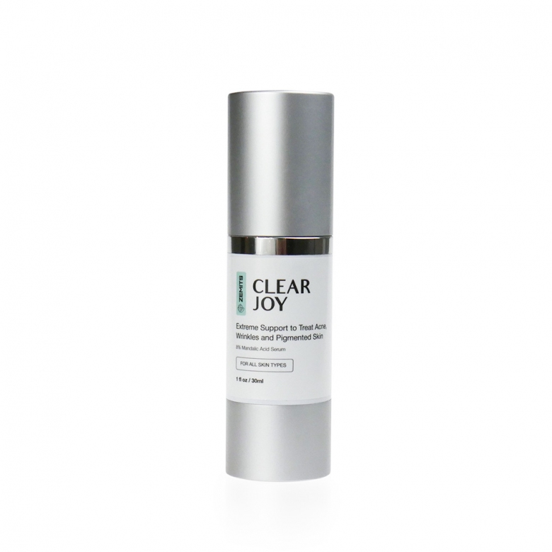 Zemits ClearJoy  Extreme Support to Treat Acne, Wrinkles and Pigmented Skin  | Advance Esthetic