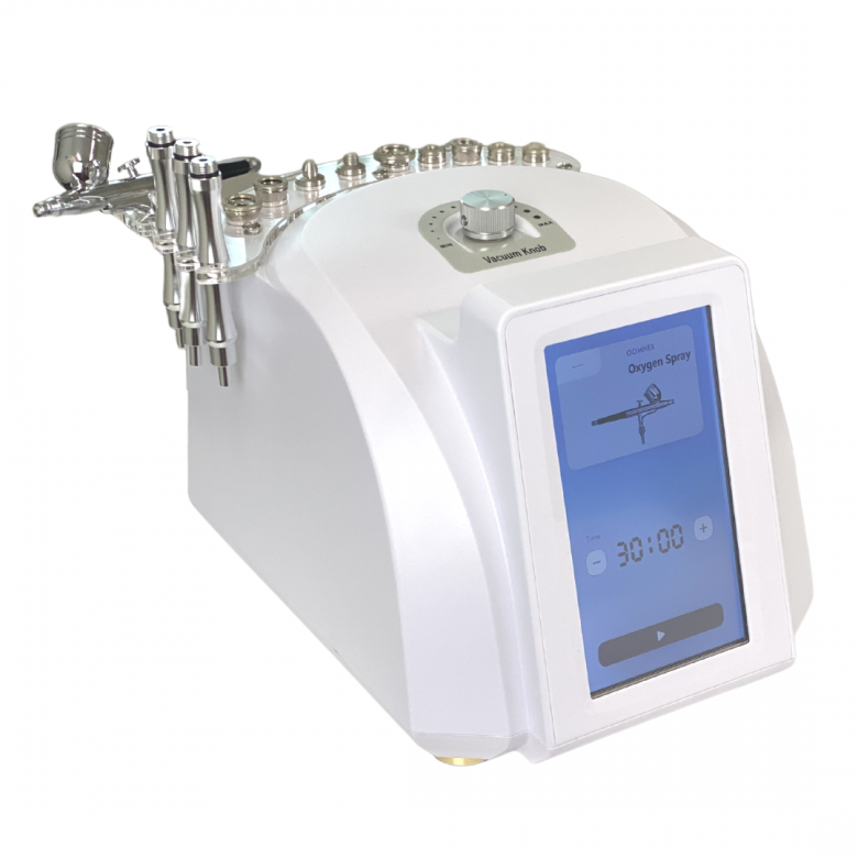 OOMNEX O2DIAMANT Diamond Microdermabrasion and Oxygen Infusion | Advance Esthetic