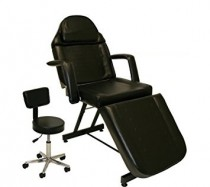 Mobile facial chairs