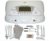 Microcurrent Machine with Gloves RockBeauty BioCure - Photos 11193