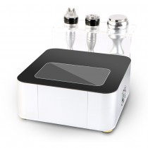 Portable ultrasonic cavitation machines