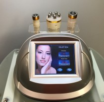 Tripolar rf slimming machines