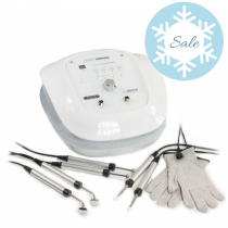 Microcurrent Facial Machines-ZEMITS  Adrinox Microcurrent Skin Tightening System