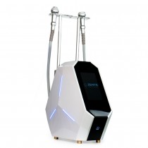 Cryotherapy Machines-Zemits CoolRestore Cold Body Contouring and Facial Toning massage system