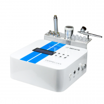 Hydro Dermabrasion Machines-ZEMITS DermeLuxx Fluid Microdermabrasion Full-Featured System