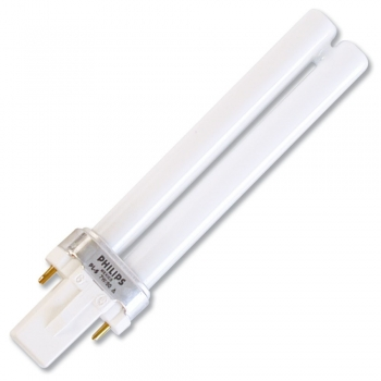 Replcement Fluorescent Bulb For Luxo Wave Lamp - 7 watt