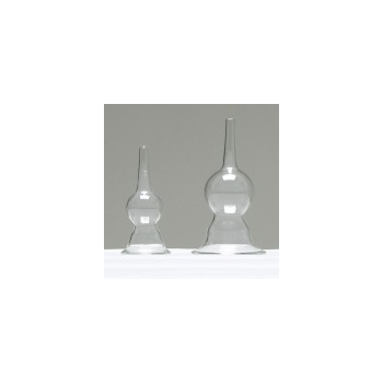 Suction Cup Ventouse Hourglass Without Hole 2