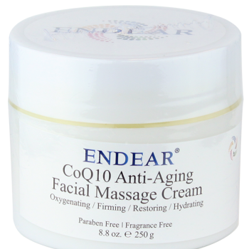Coq10 Facial Massage Cream, 250g | Advance Esthetic