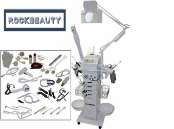 17 in 1 Facial Machine RockBeauty Ida | Advance Esthetic