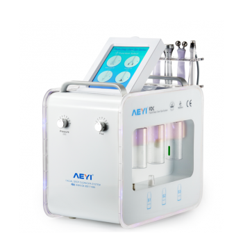 4 in 1 facial machine Hydro Peel RF | Advance Esthetic