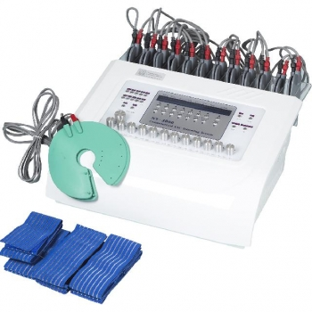 Electric Muscle Stimulator Machine With Infrared 3000 | Advance Esthetic