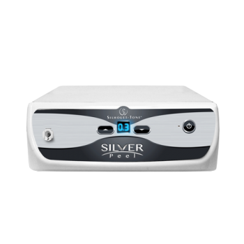 Crystal-Free Microdermabrasion Unit Silver Peel | Advance Esthetic