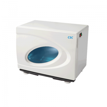 24 pc hot towel cabinet with sterilizer CM-6651 | Advance Esthetic